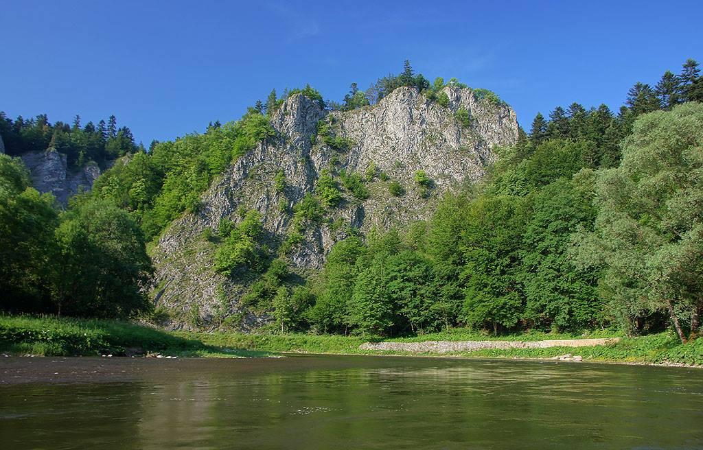 Pieniński Przełom Dunajca