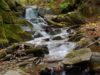 Wodospad w Berehach – Bieszczady