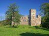 Ruiny zamku w Drzewicy