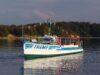 Statek Spacerowy Tramp – Jezioro Solińskie