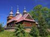 Cerkiew w Polanach – Beskid Niski