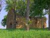 Ruiny cerkwi w Nagórzanach